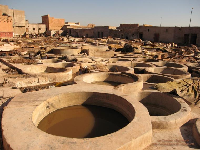 quartier-des-tanneurs-marrakech-maroc
