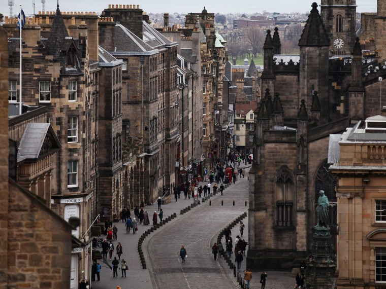 Edinburgh's Historic Royal Mile
